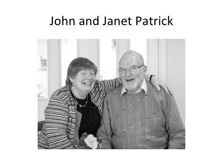John Patrick 70th Birthday