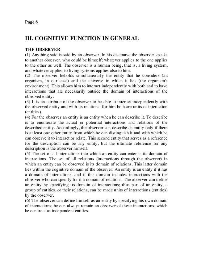 biology of mind essay