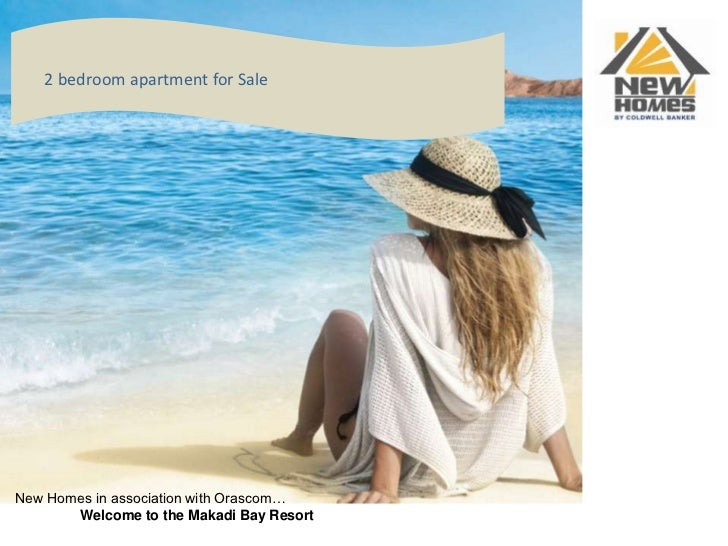 2 bedroom apartment for Sale<br />  New Homes in association with Orascom… <br />Welcome to the Makadi Bay Resort<br />