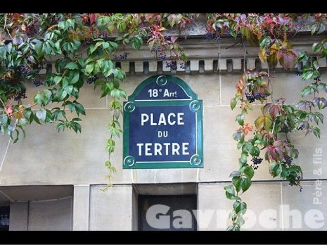 713- Place du tertre -Paris