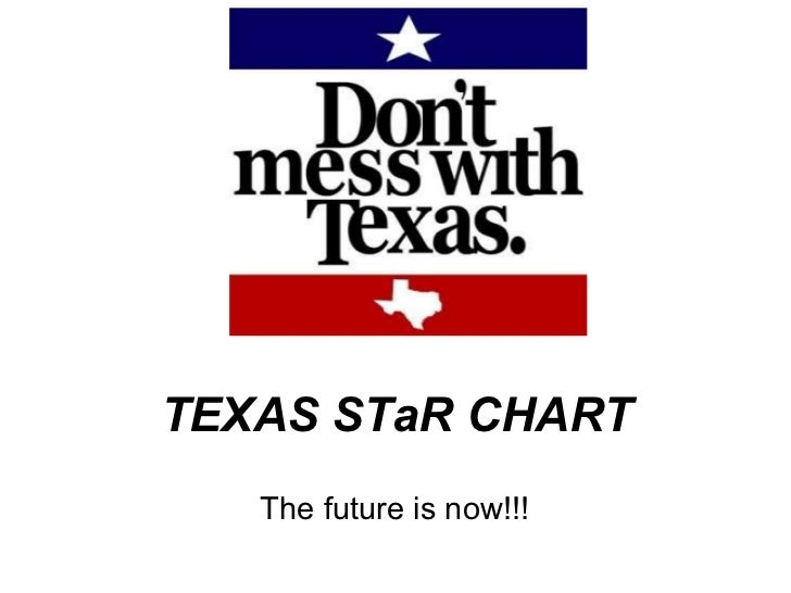 TEXAS STaR CHART     The future is now!!!