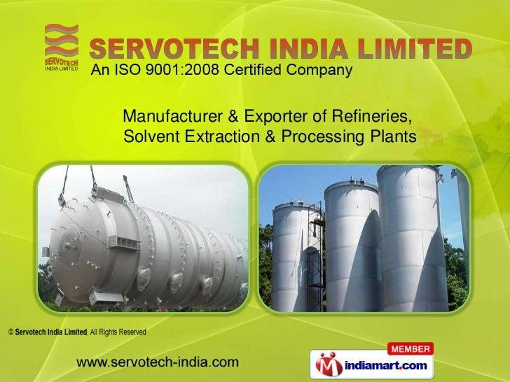 Servotech India Limited,maharashtra,India