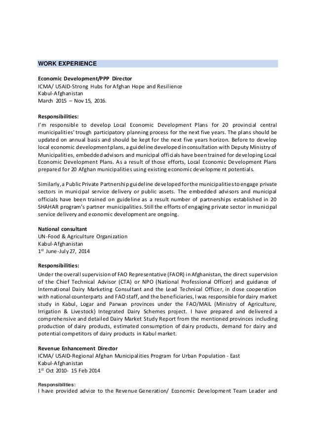 id 10365 2001 2005 degree in economics from kabul university