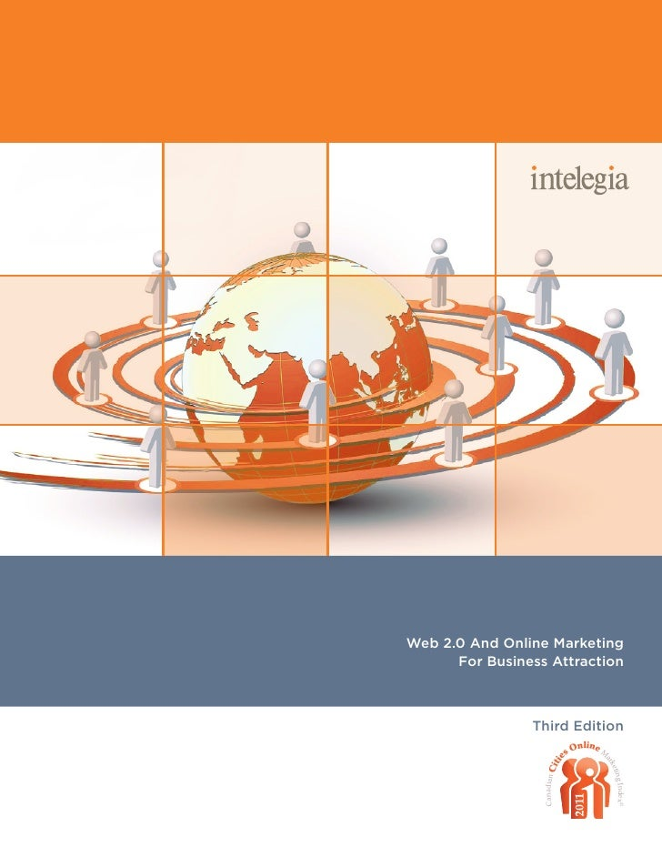 Web 2.0 And Online Marketing      For Business Attraction                Third Edition                                 nli...