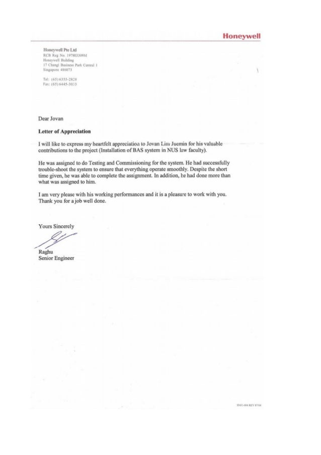 appreciation letter to employee for outstanding performance pdf