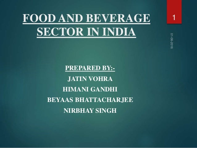 beverage industry india India is the biggest manufacturer of alcoholic beverages in the world alcoholic beverages market is matured in india over the years but still it is highly confined to limited varieties.