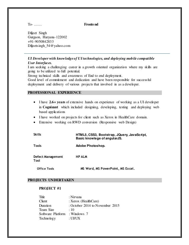 extjs developer resume 100 html programmer sle resume resume