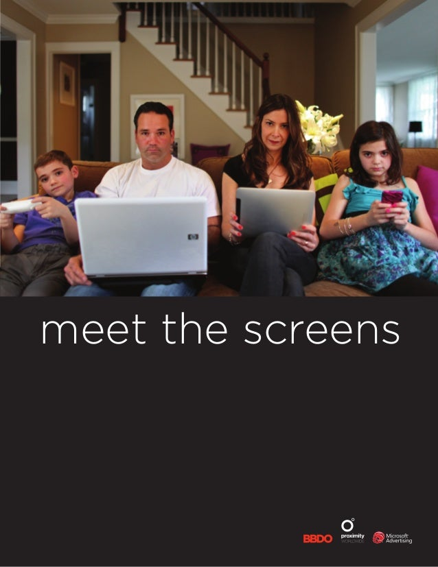 meet the screens