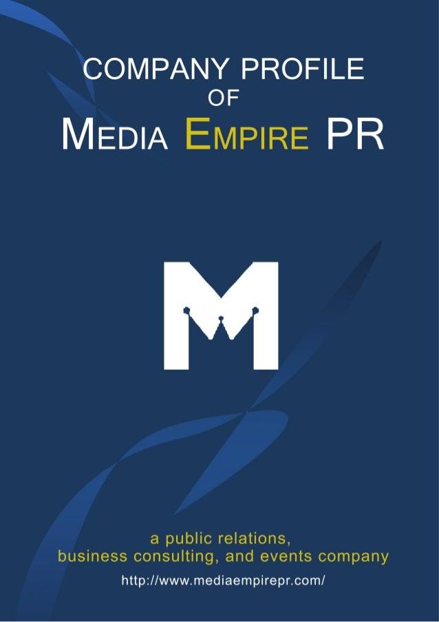 Media Empire PR