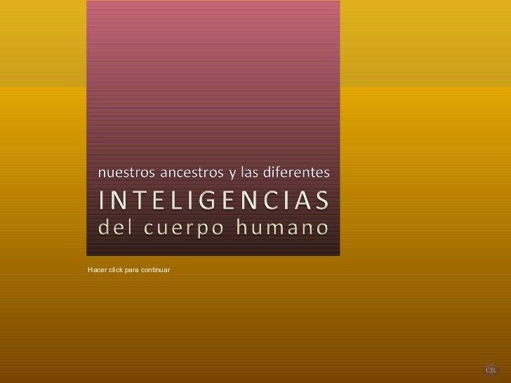 73 ancestros & inteligencias
