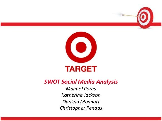 target swot Let's take a look at how to conduct a personal swot analysis a swot analysis   what areas can you target for improvement what areas are.