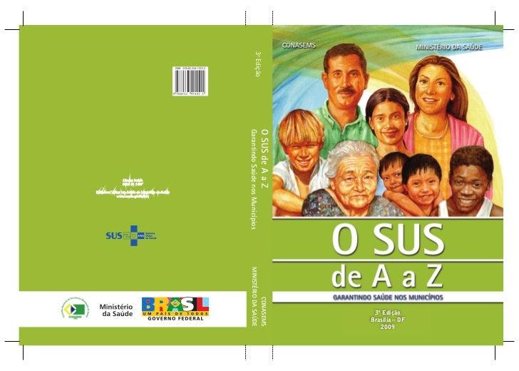 SUS de A a Z - completo 3 ed 2009