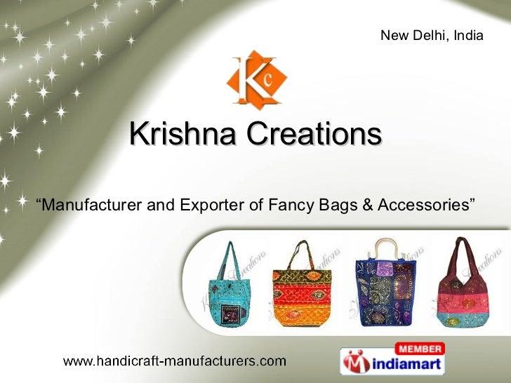 Krishna Creations Delhi India