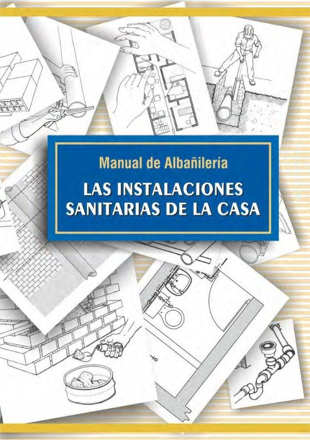 73516654 manual de albanileria las instalaciones for Instalacion cocina industrial