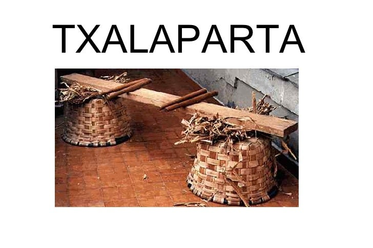 TXALAPARTA