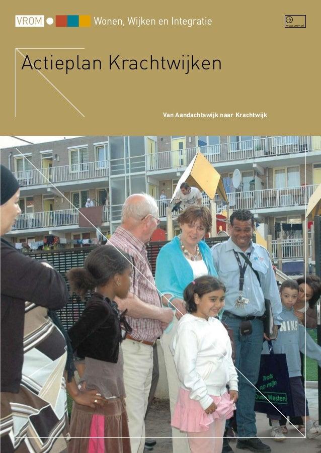 Dit is een publicatie van: Ministerie van VROM > Rijnstraat 8 > 2515 XP Den Haag > www.vrom.nl Ministerie van VROM > staat...