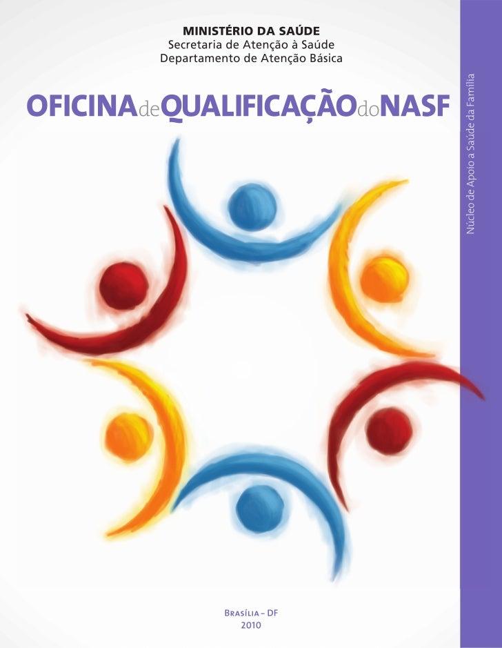 Oficina Qualificacao NASF