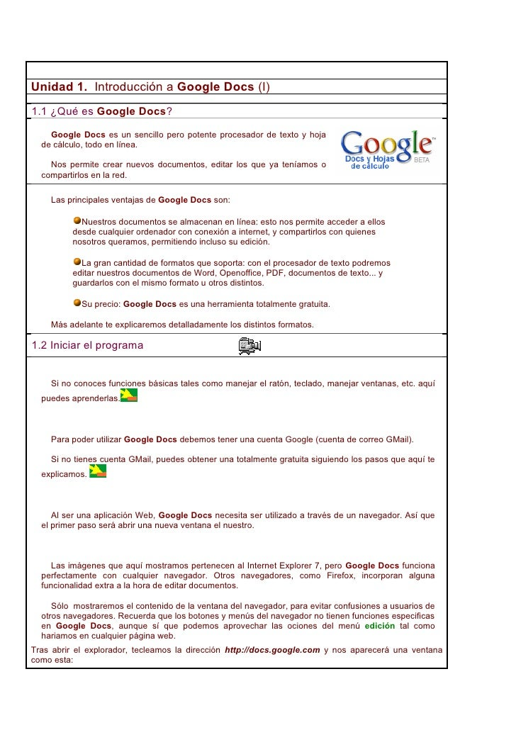 Manual-google-docs