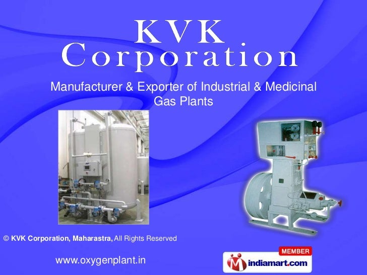 KVK Corporation Maharastra India