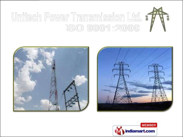 Unitech Power Transmission Limited Haryana India
