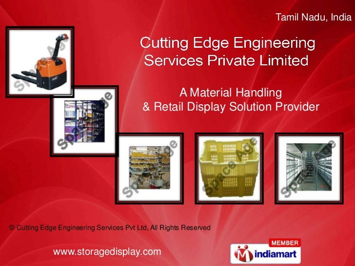 Cutting Edge Engineering Services Private Limited Tamil Nadu India