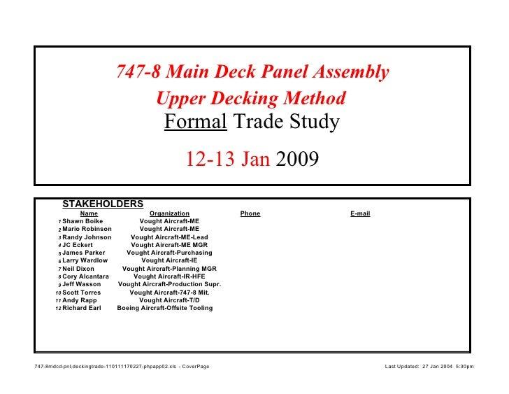 747 8 mdcd -pnl-decking trade