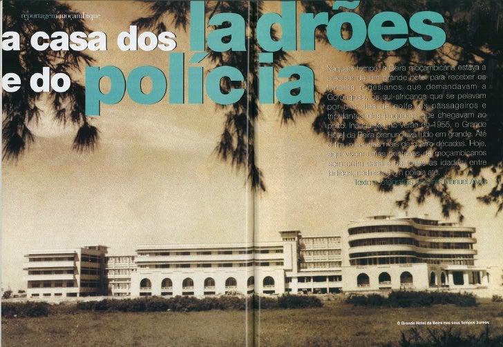 A casa dos ladrões e do polícia