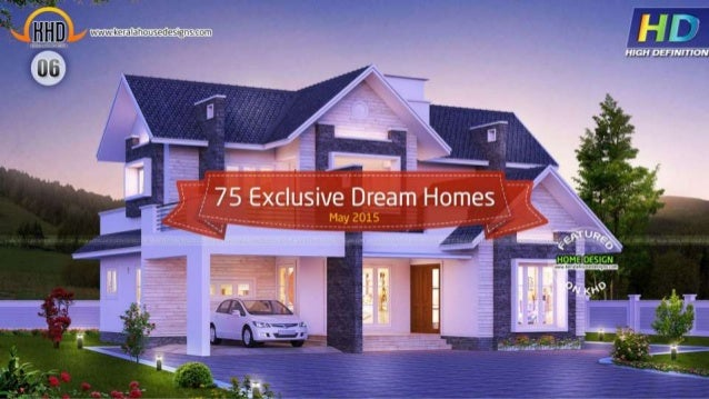 75 New House Plans Of May 2015