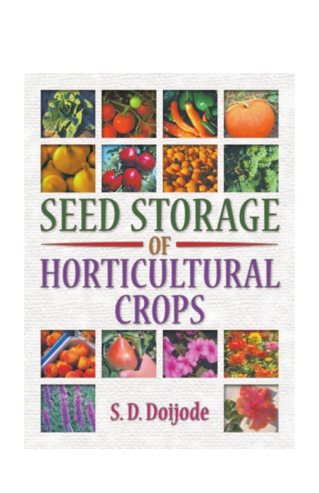 75144600 seed-storage-of-horticultural-crops