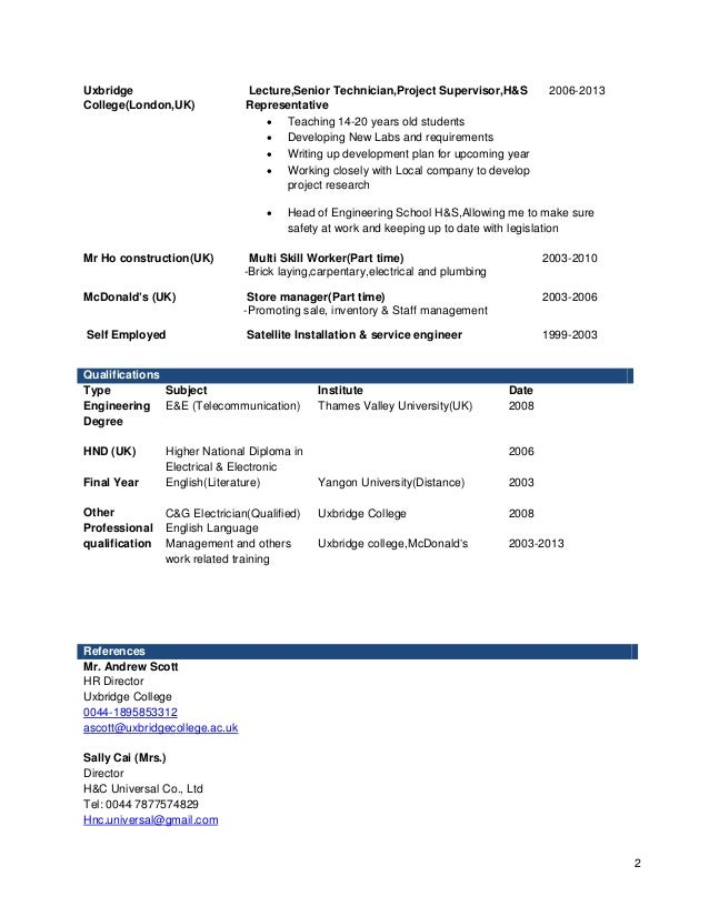 how to write a resume for a 14 year old machine operator resume
