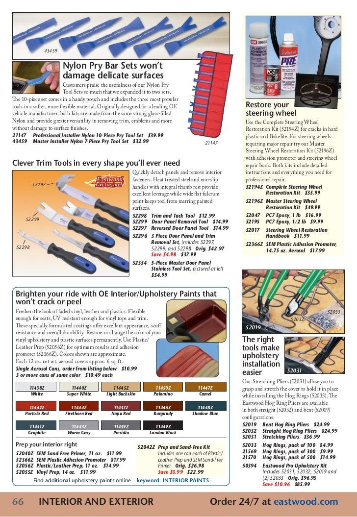 43459                       Nylon Pry Bar Sets won't                       damage delicate surfaces                       ...