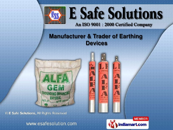 E Safe Solutions Delhi India