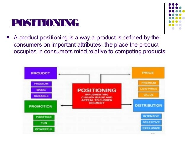 market segmentation and positioning Segmentation marketing: a case study on performance solutions group, llc (market positioning strategies, nd.