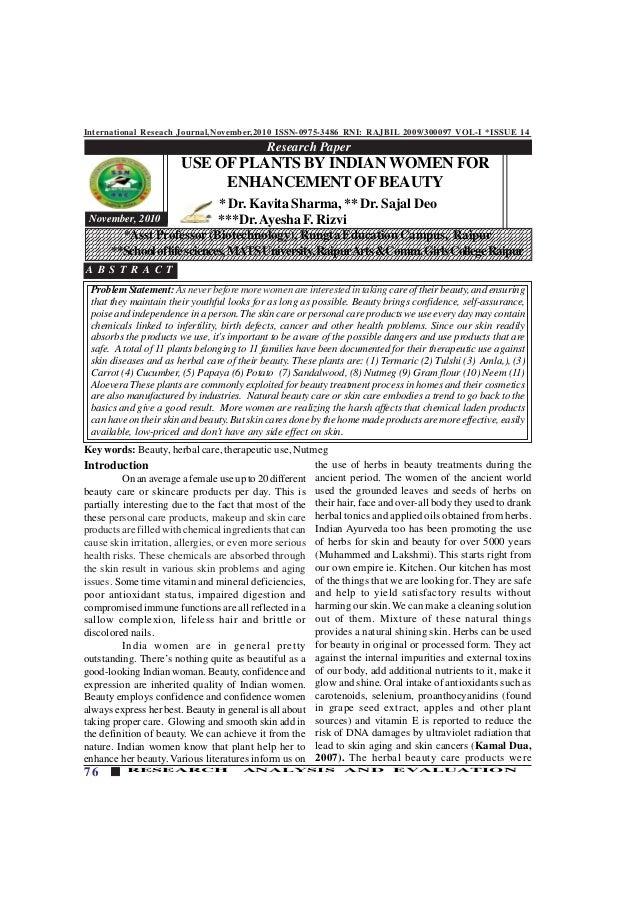 International Reseach Journal,November,2010 ISSN-0975-3486 RNI: RAJBIL 2009/300097 VOL-I *ISSUE 14 76 RESEARCH ANALYSIS AN...