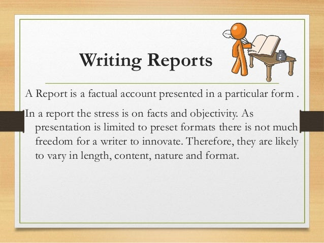 types of reports writing In the world of business, what is a report writing and report writing types is considered the most research-based and qualified form of report writing that simplifies.