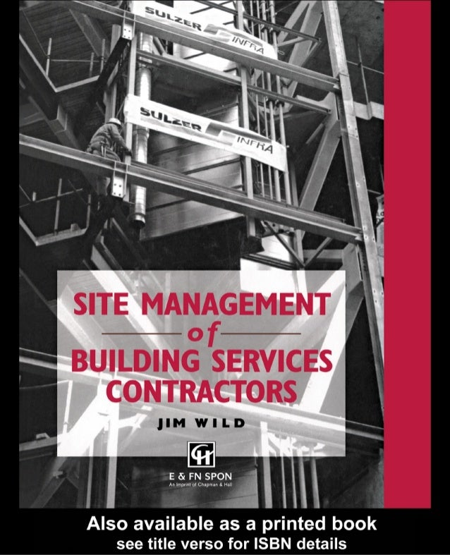 76063596 cibse-site-management-of-building-services-contractors