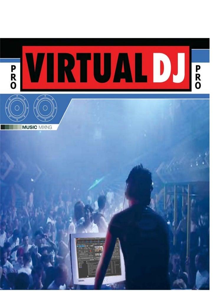VIRTUAL DJ PRO      Versión 4.xManual del usuario