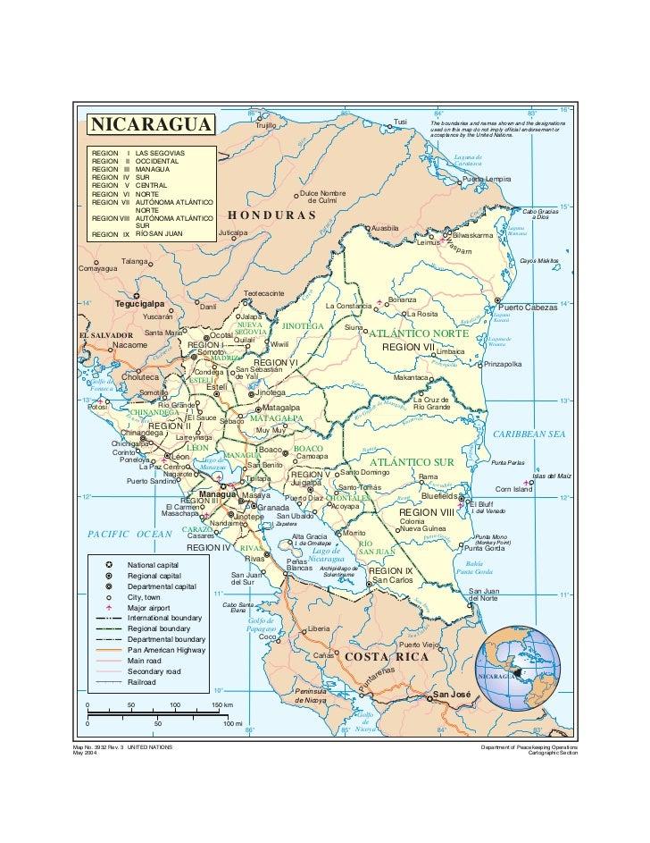 NICARAGUA                                                        Trujillo                                                 ...
