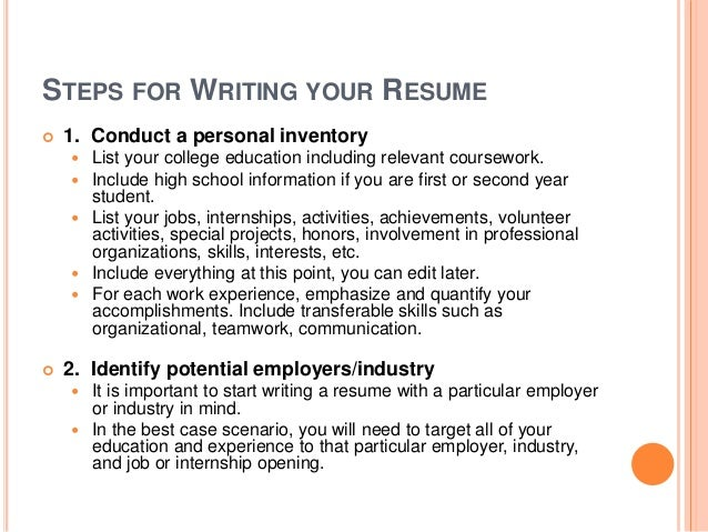 career kids my first resume
