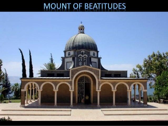 764- Israel-Beatitudes Mount