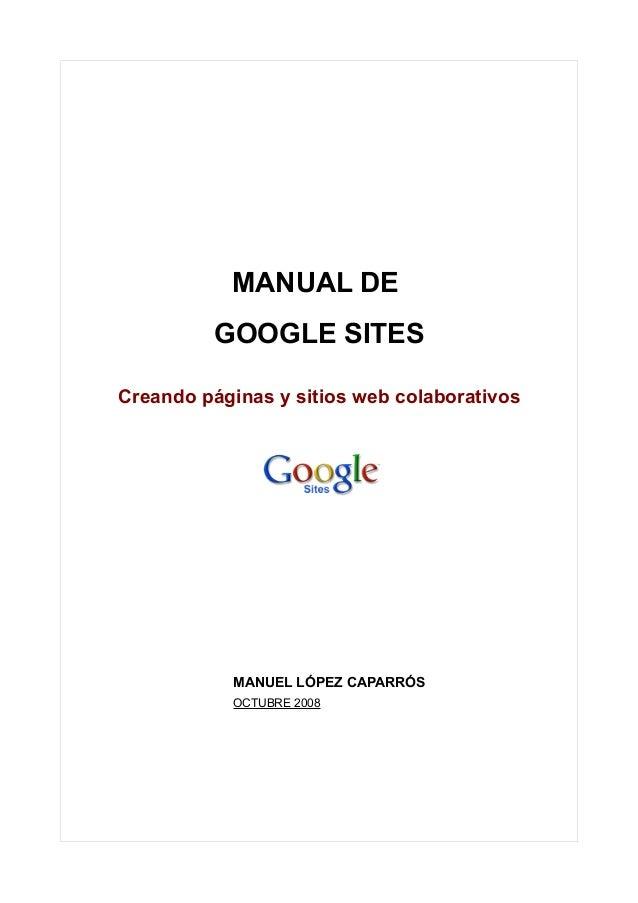 manual-google-sites