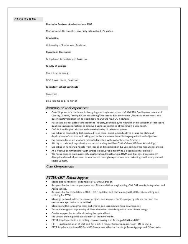 Sdh testing resume