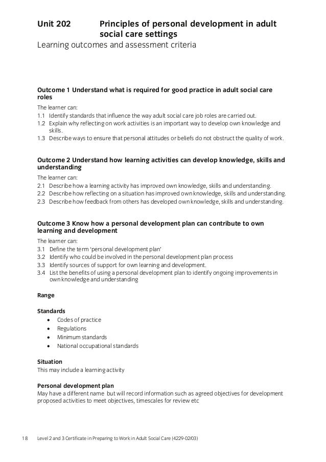 unit 371 level 3 diploma essay - 1779 words Level 3 - certificate iii certificate iii qualifications must be designed and accredited to enable graduates to demonstrate the learning outcomes expressed as knowledge, skills and the application of knowledge and skills specified in the level 3 criteria and the certificate iii descriptor.