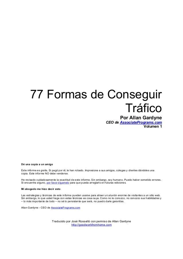 77 formas-conseguir-trafico