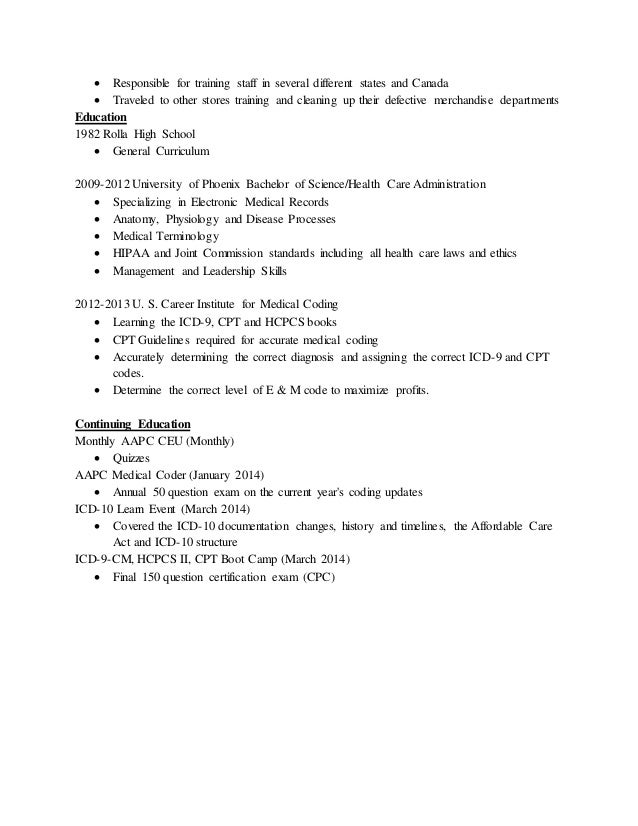 healthcare administration sample resume 14 intake coordinator ...
