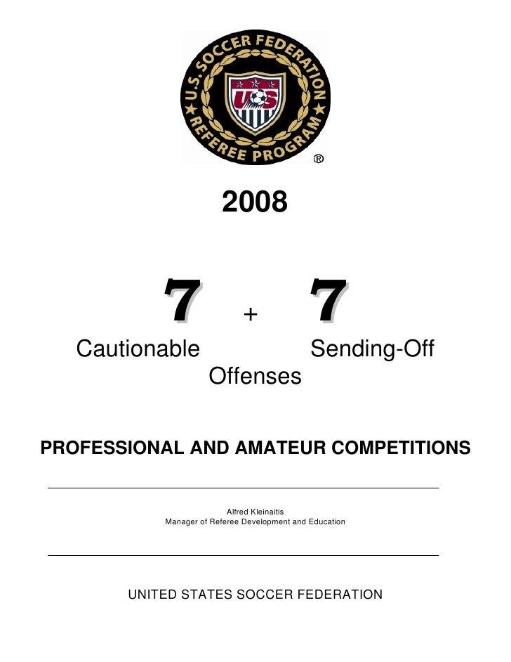 2008              7                                  7                              +    Cautionable                      ...