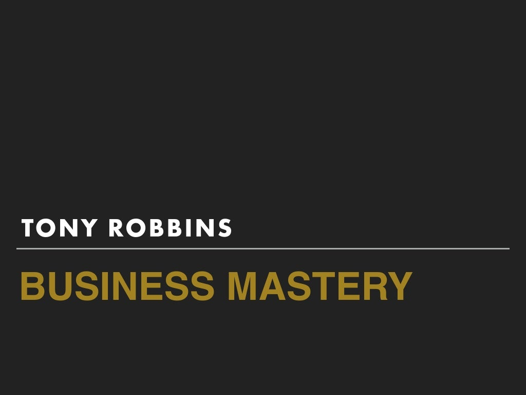 7 forces of business mastery pdf