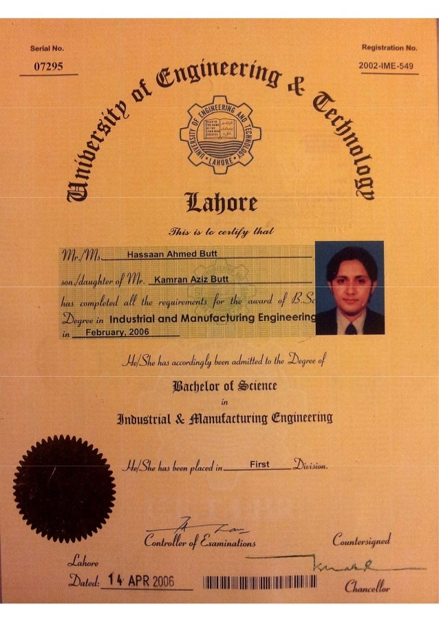 b e  industrial  u0026 manufacturing engineering degree