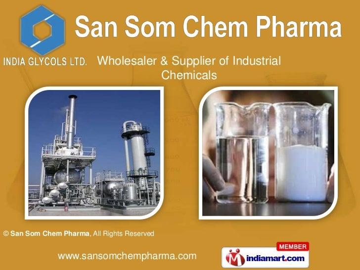 San Som Chem Pharma Delhi  India
