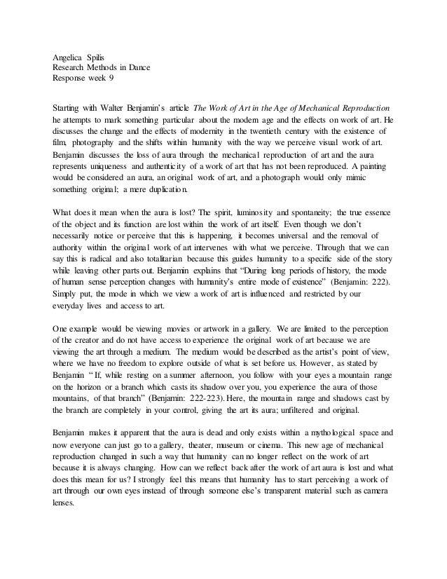 Graduate essay sample